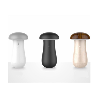 2-in-1 mushroom lamp & power bank